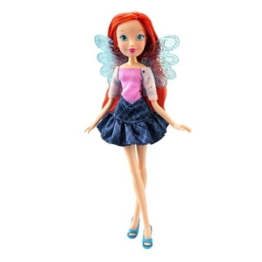 Winx Winx Glamour Girls Bloom  Renkli
